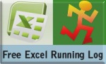 Free Excel Running Log