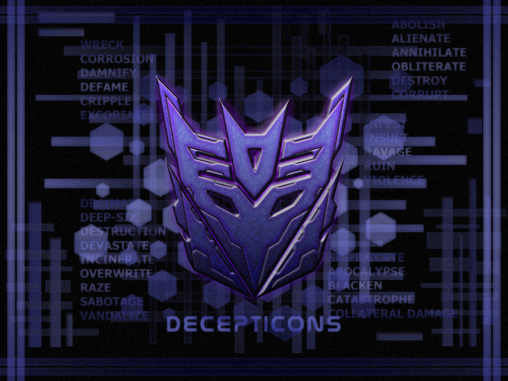 G1 Decepticons Wallpaper Gallery 1 1024 X 768 Pixels Digital Citizen