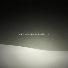 Nine Inch Nails' Ghost I-IV album cover