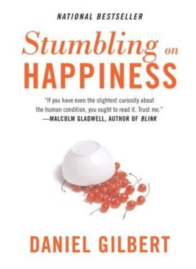 Stumbling On Happiness, by Daniel Gilbert
