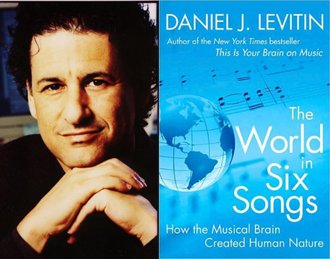 Daniel J. Levitin and The World in Six Songs