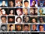 Star Trek character tagging