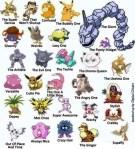 Pokemon Facebook Picture Tagging Meme