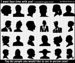 Face Time Facebook meme