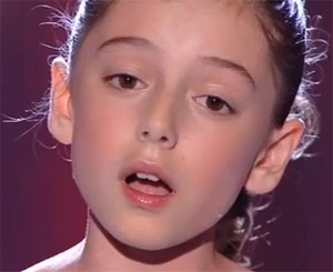 Hollie Steel BGT Finals