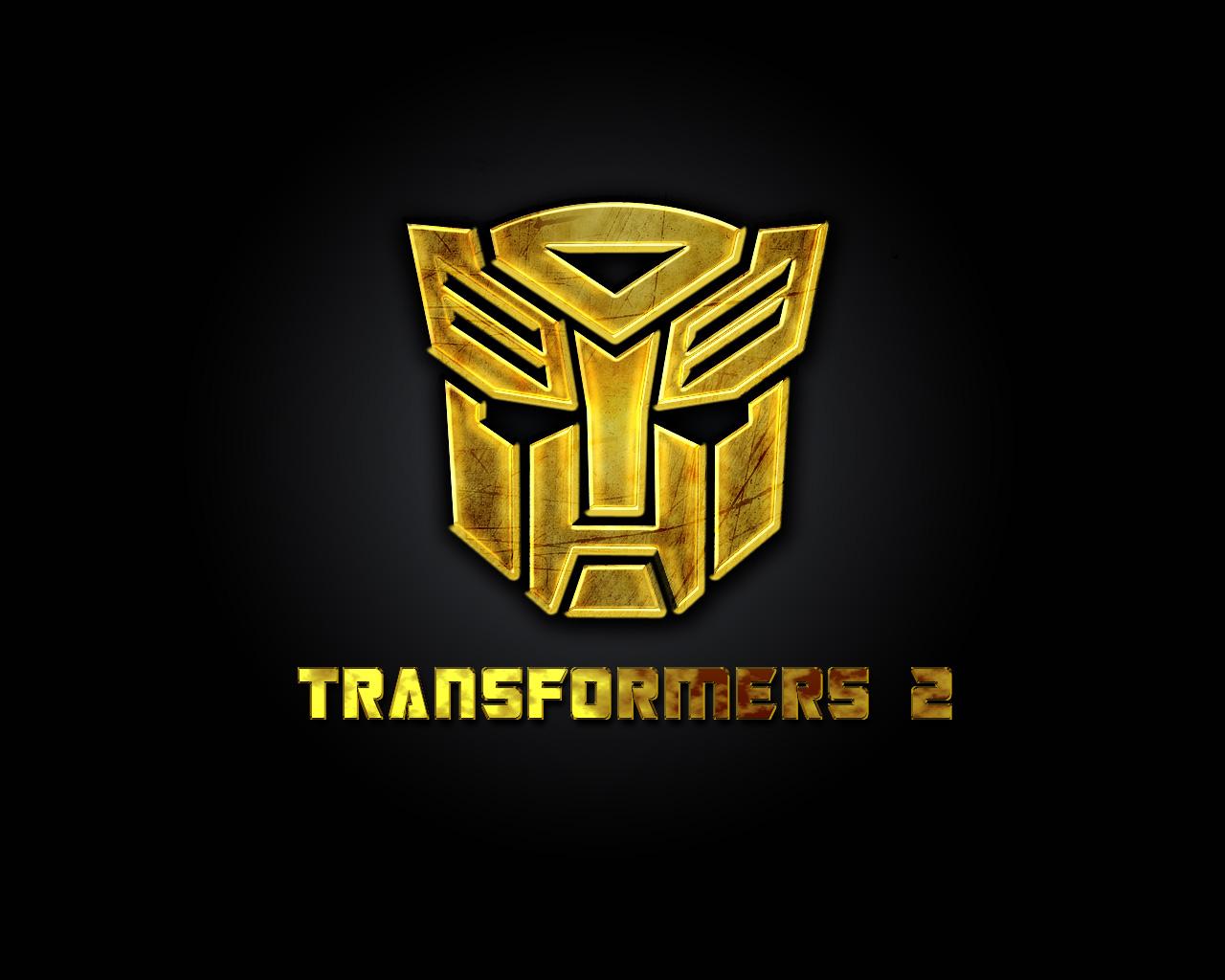 12801024 Autobots Logo Golden Digital Citizen