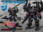 Jetfire / Optimus Prime