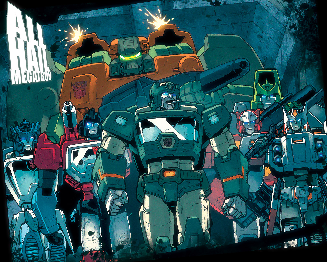 G1 autobots wallpaper gallery 3 1280 x 1024 pixels - Transformers desktop backgrounds ...