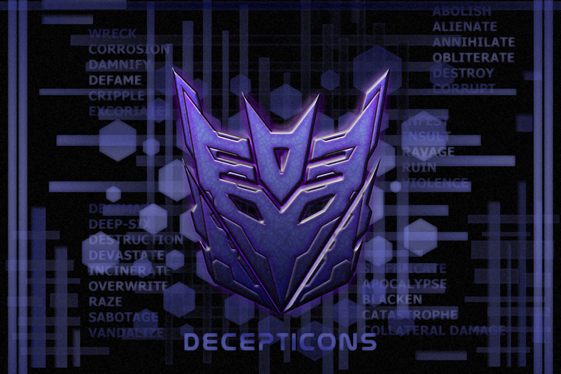 Iphone Shockwave Wallpapers: Printable G1 Decepticon Horizontal Trading Cards (6″ X 4