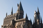 castle wizarding world of harry potter 6x4