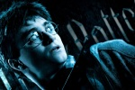 harry potter hp6 dvd blue running 6x4