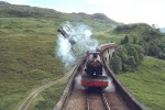 hogwart express hp2 crash 6x4