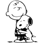Snoopy Charlie Brown