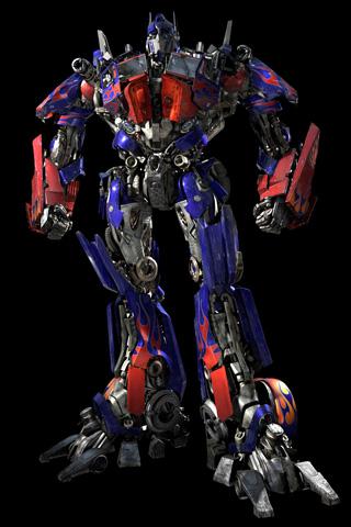 Transformers Revenge Of The Fallen Optimus Prime Wallpaper