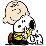 Snoopy Charlie Brown Colour