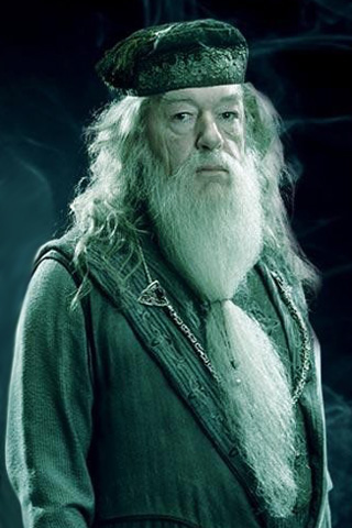 MBTI enneagram type of Albus Dumbledore