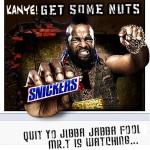 Mr T's Response to Snickers new campaign