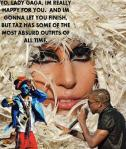 Kanye West Lady Gaga Parody (meme from Internet)