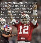 Kanye West New England Patriots Parody (meme from Internet)