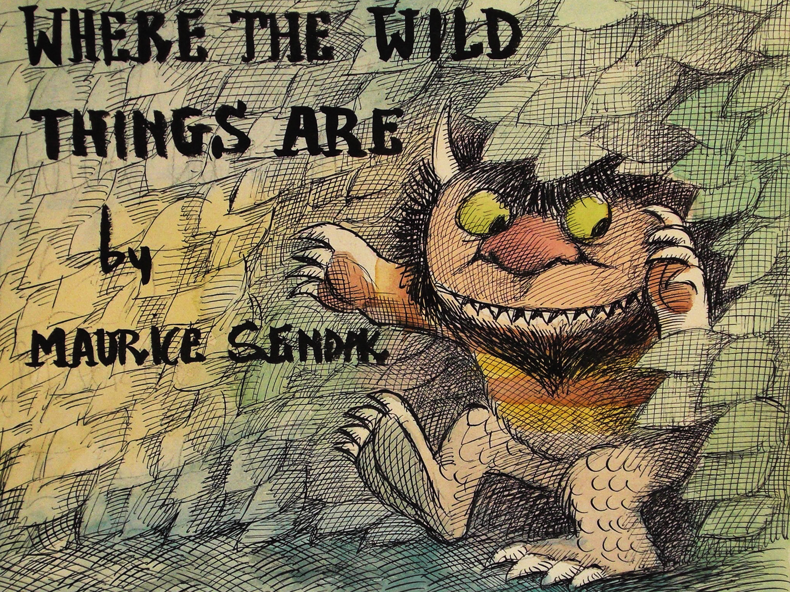 tempest vs where the wild things