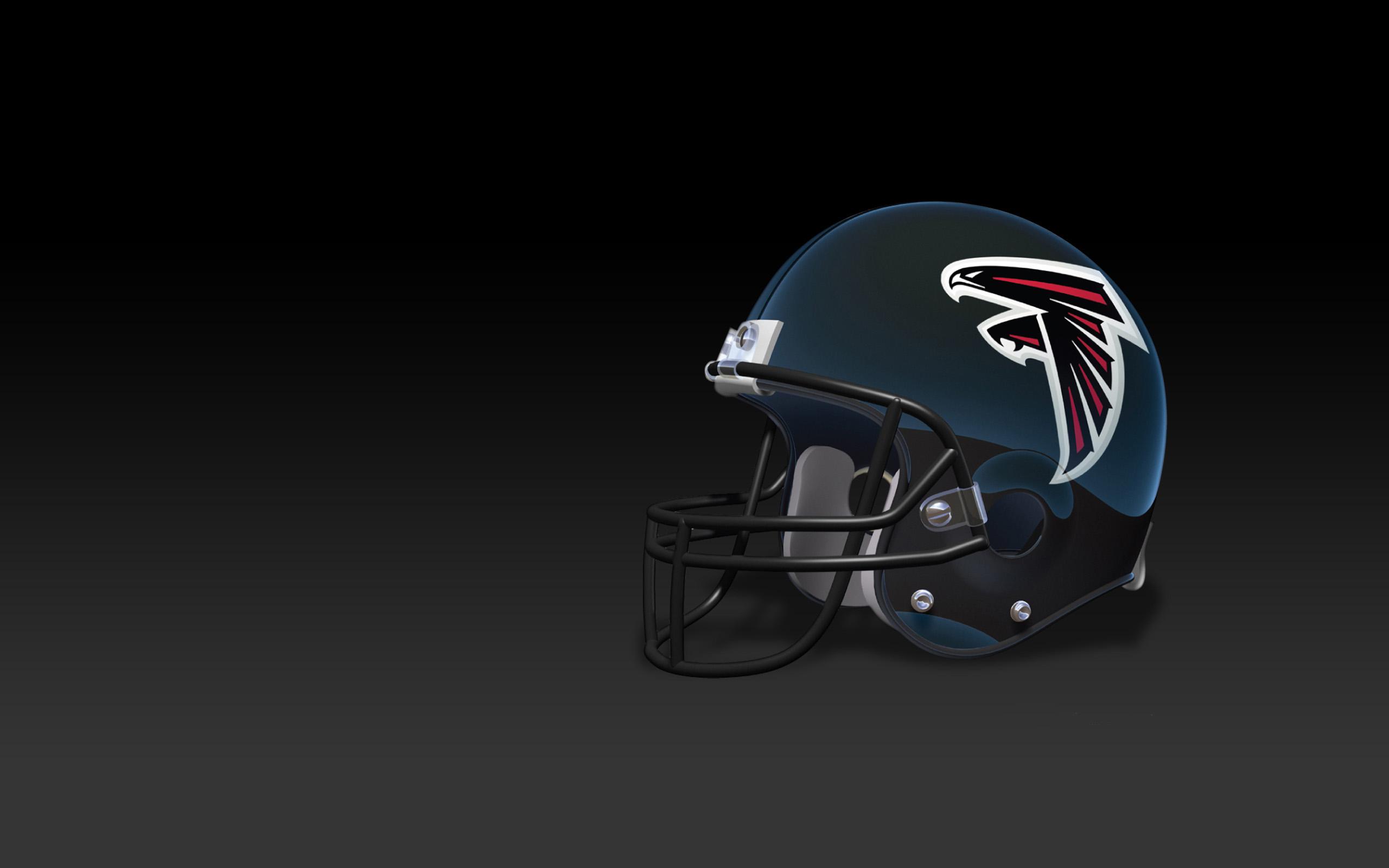 Images Of The Atlanta Falcons Football Logos: NFL Team Logos Wallpapers (2560 X 1600 Pixels)