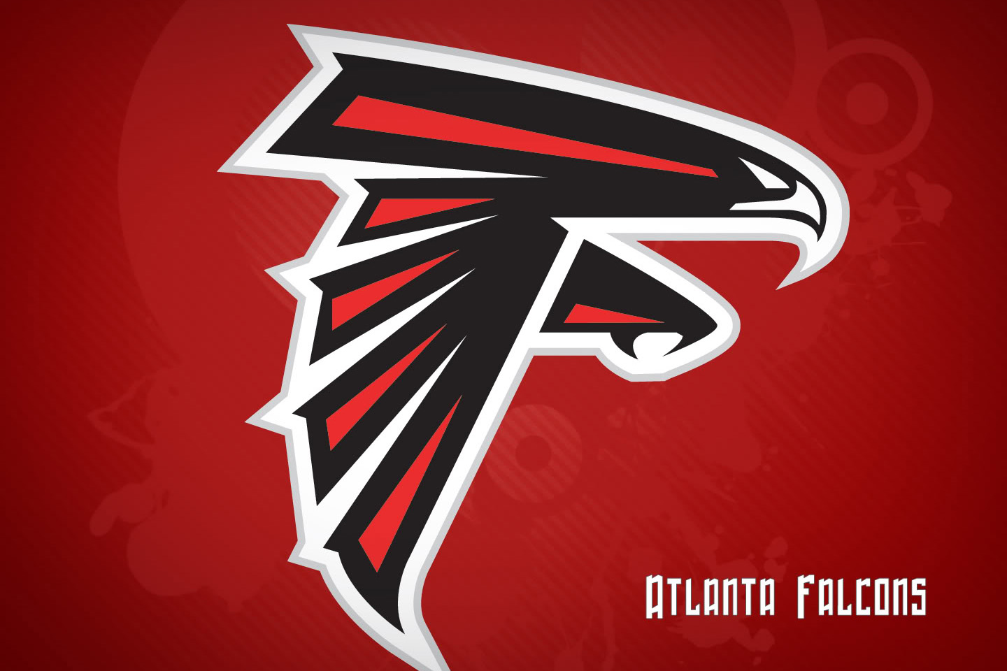 Atlanta Falcons Logo Photos Nfl Iphone Wallpapers: NFL Team Logos Wallpapers, NFC Teams (1440 X 960 Pixels