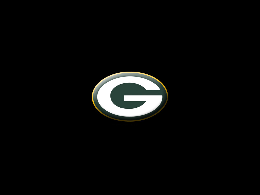 Green Bay Packers simple logo black 1024×768 – Digital Citizen