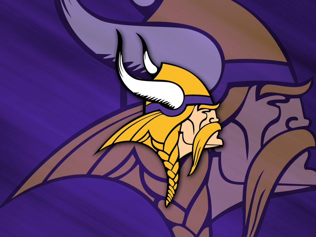 Minnesota Vikings Steel 1280960 Digital Citizen