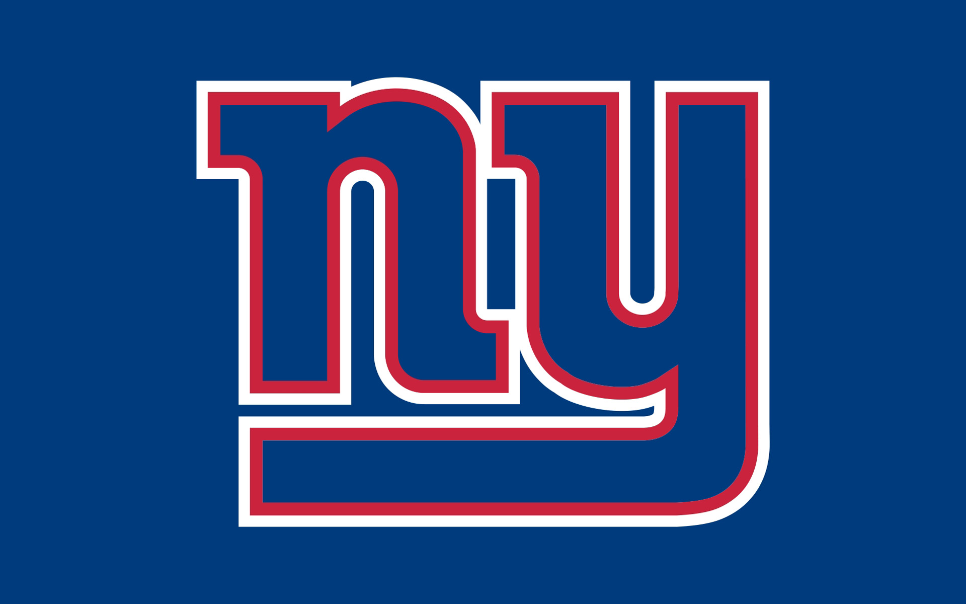 New York giants ny blue 1920×1200