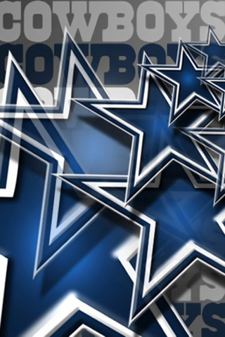 iphone ipod touch wallpapers dallas cowboys team logo