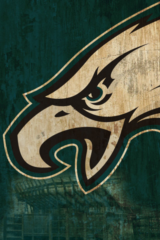 Philadelphia Eagles Rough 320x480h