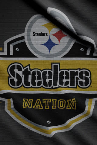 steelers wallpaper ipod touch