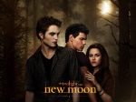bella swan edward cullen jacob black new moon 1280x960