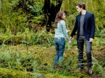bella swan edward cullen jacob black woods 1280x960