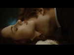Bella Swan Edward Cullen neck kiss 1280x960