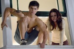 Bella Swan Jacob Black Window 480x320