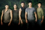 Jacob Black and Wolfpackx 480x320