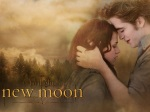 New Moon poster Bella Edward 1280x960