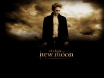 new moon poster edward cullen clouds 1280x960