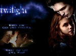 Twilight Live Forever Postcard 1280x960