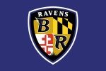Baltimore_Ravens shield 6x4