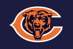 chicago bears 6x4