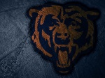 chicago bears rough glow 2560x1920