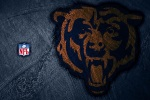 chicago bears rough glow 6x4