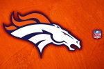 denver broncos shadow 6x4