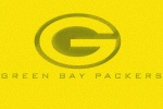 green bay packers yellow sand 6x4