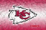 kansas city chiefs 3d 6x4