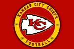 Kansas city Chiefs circle 6x4
