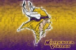 minnesota vikings 3d 6x4
