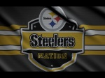 Pittsburgh Steelers wavy 2560x1920